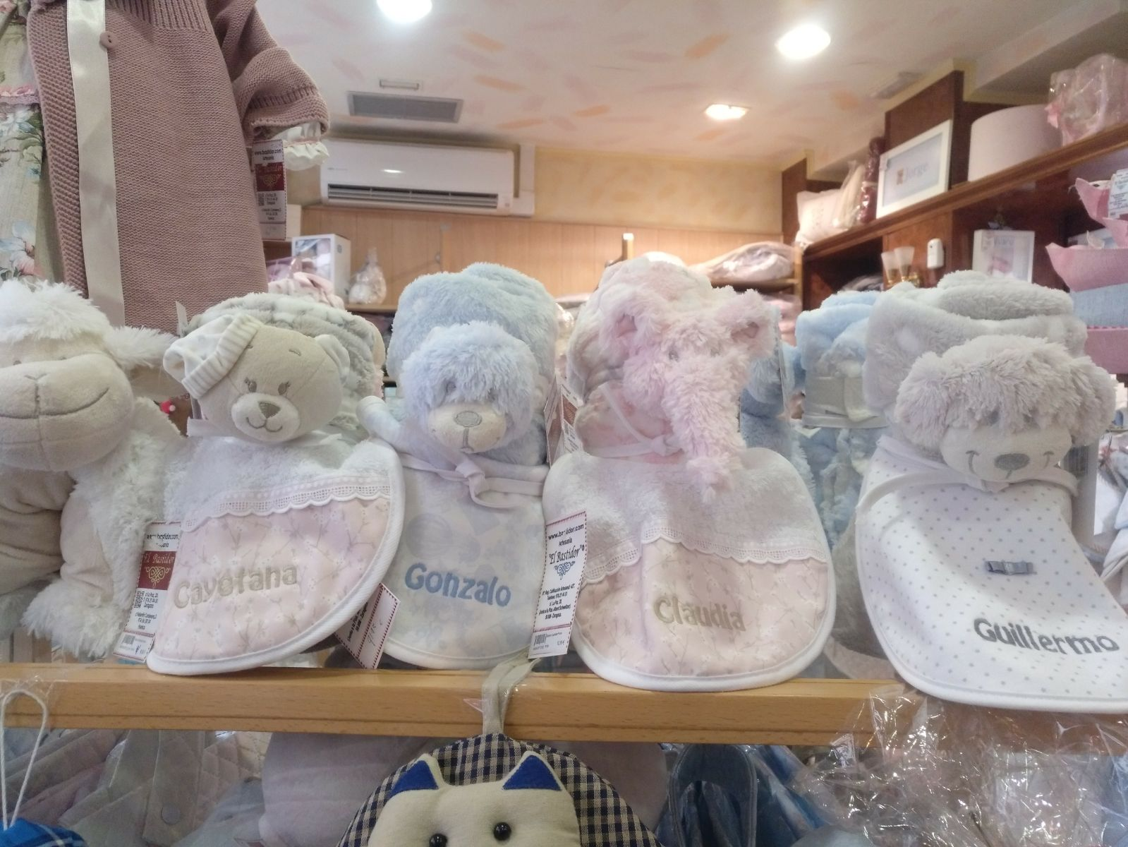 Todo lo que un recién nacido necesita está en El Bastidor - Zaragoza ...